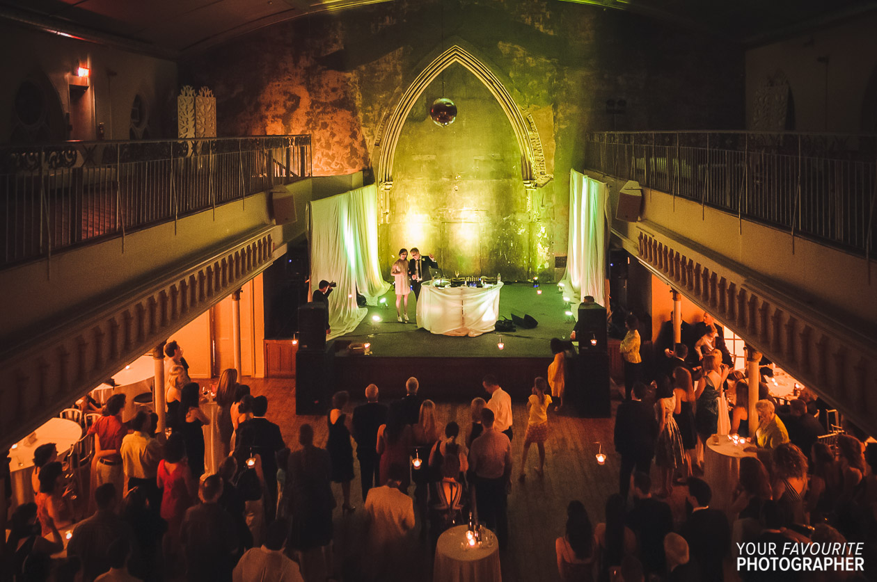 1871 Berkeley Church Wedding | Dana & Adam