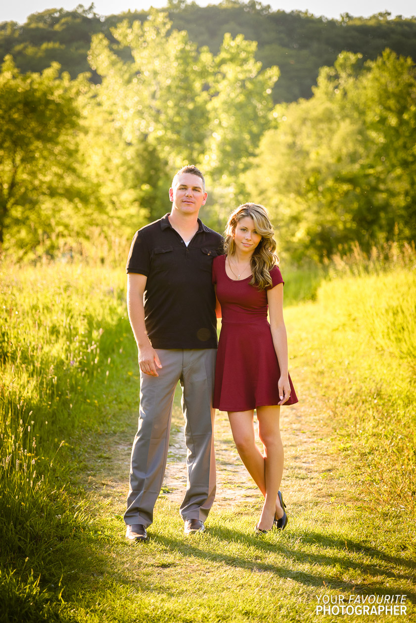 Twyn Rivers Engagement | Rouge Beach Engagement | Monica & Eric