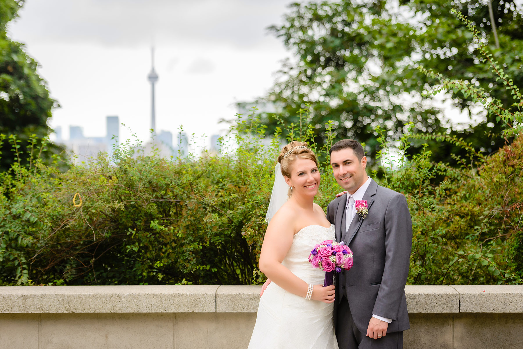 Casa Loma Wedding | Carol & Touraj