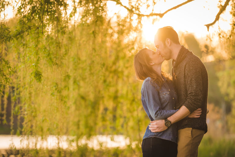 High Park Engagement | Venessa & Jeff
