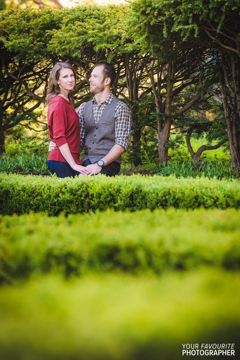 High Park Engagement | Venessa & Jeff