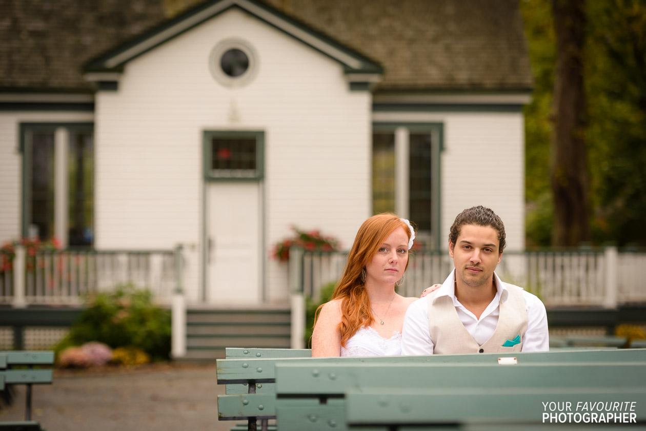 Halifax Public Gardens Wedding | Christine & Matt