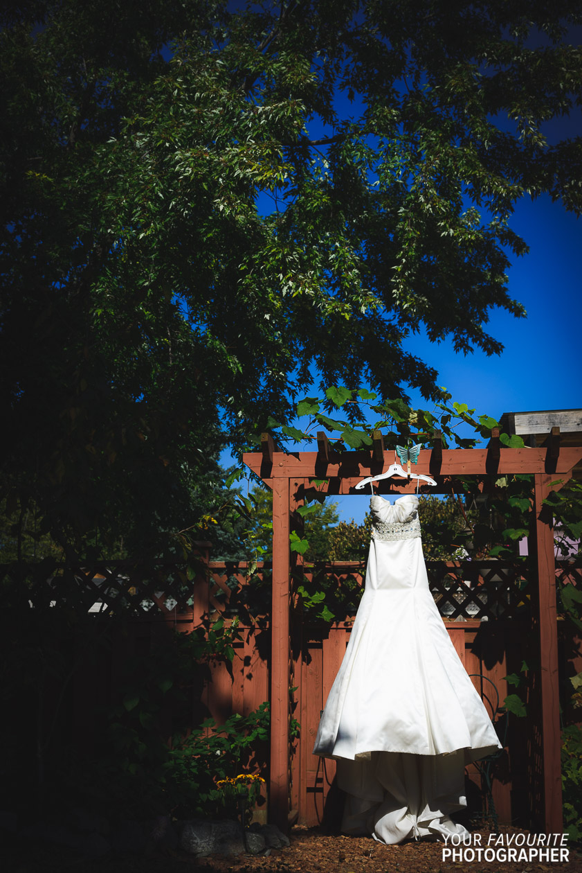 Lakeridge Links Wedding | Monica & Eric