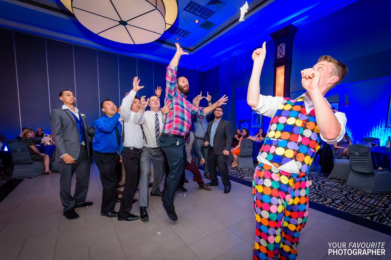 Ajax Convention Centre Wedding | Paradise Park Wedding | Jeanette & Corey
