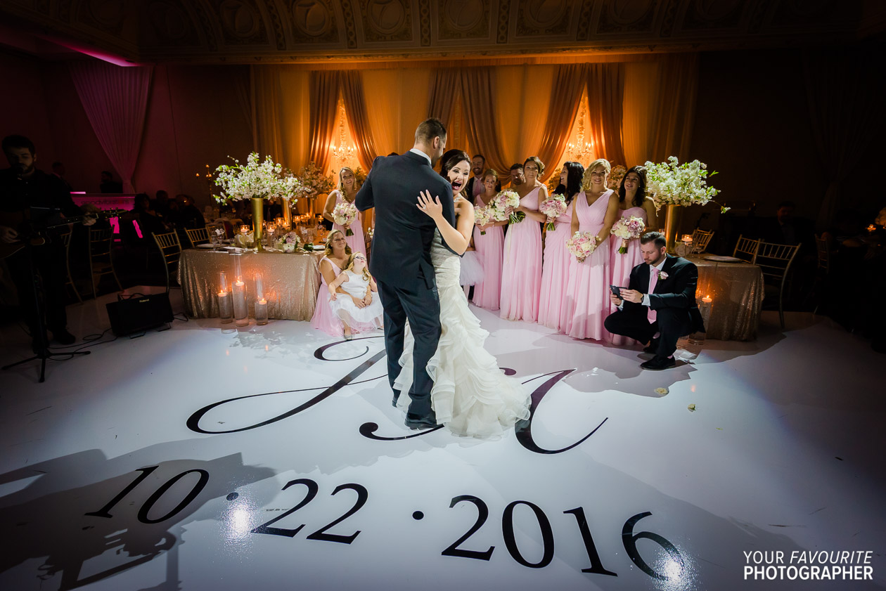 Cullen Gardens Wedding | Paradise Banquet Hall Wedding | Amanda & James