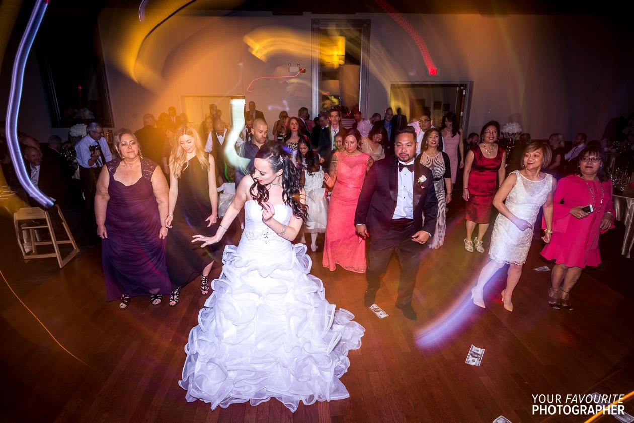 Kariya Park Wedding | Teatro Wedding | Melissa & Robert