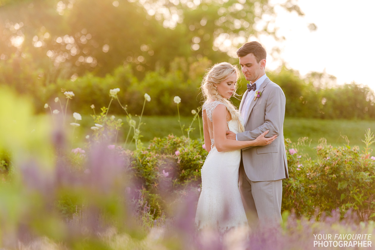 Tangled Garden Wedding | Grand Pré, Nova Scotia | Leigha & Scott