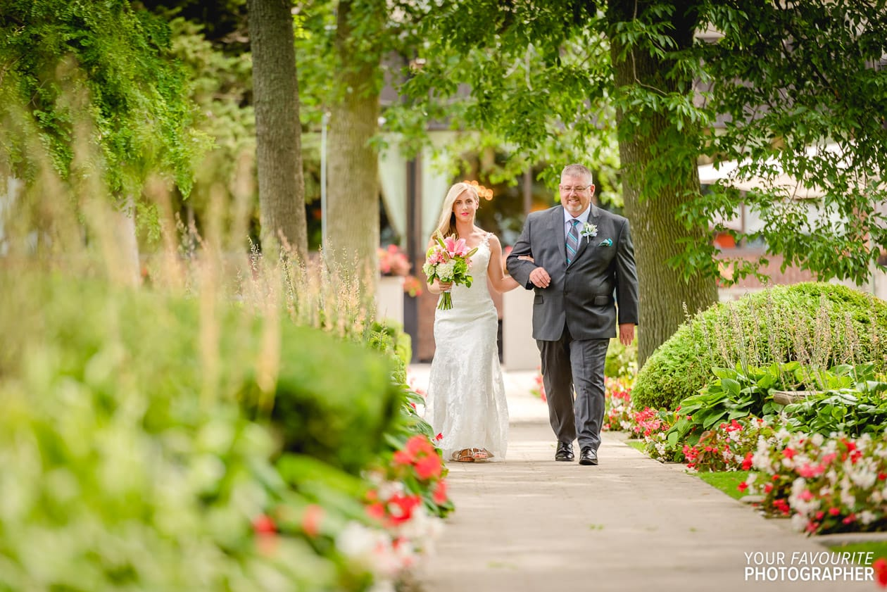 Liuna Gardens Wedding Photos