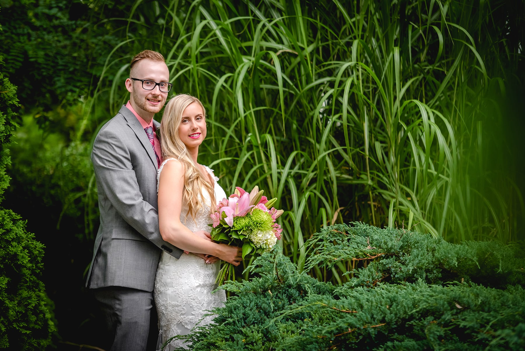 Liuna Gardens Wedding | Jessica & Keith