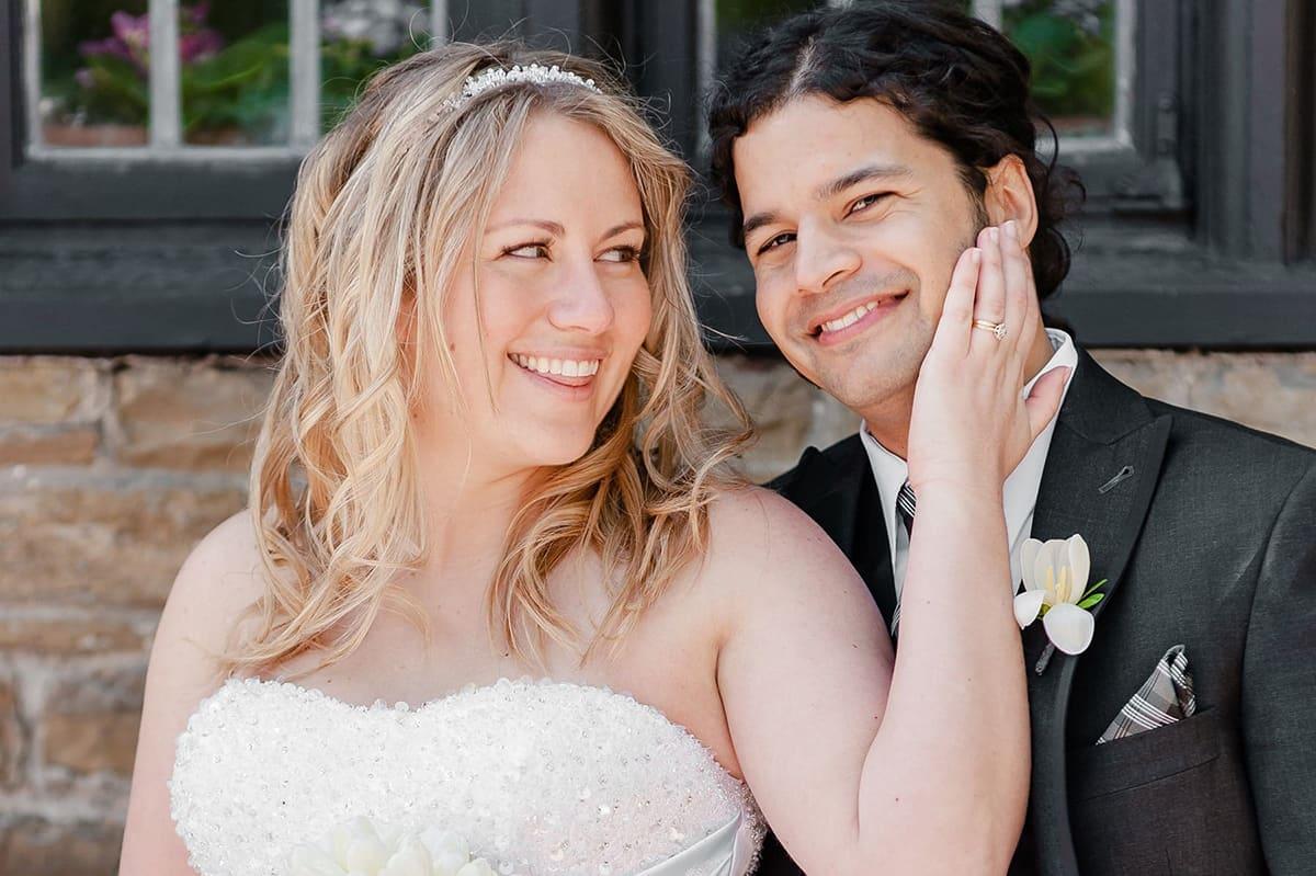 Toronto wedding photography testimonial from Meghan & Mike