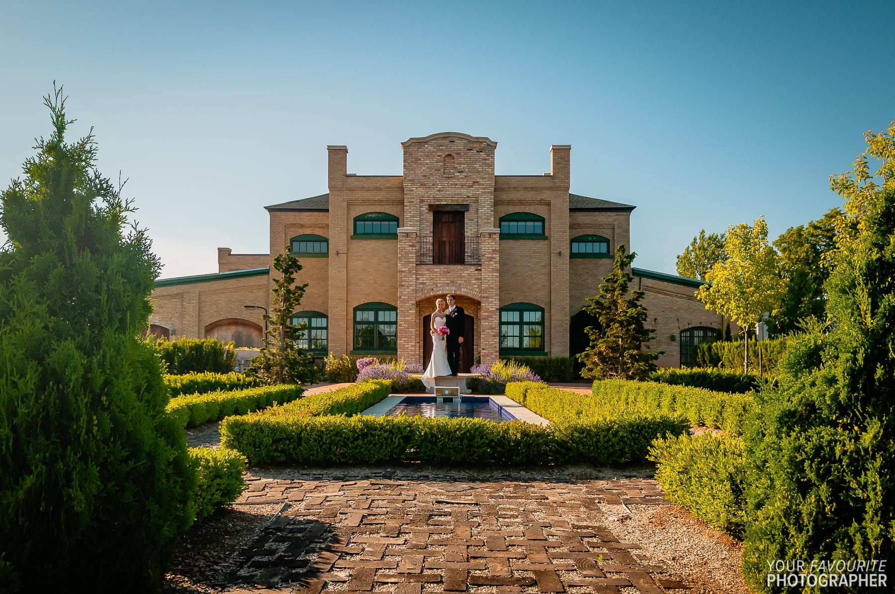 Hacienda Sarria Wedding | Victoria Park Pavilion Wedding | Krystal & Curtis