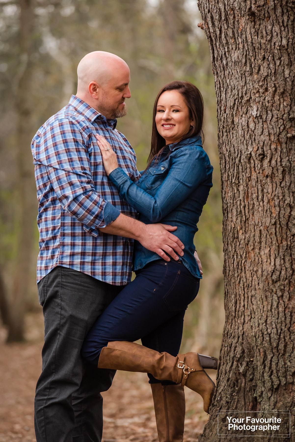 Durham Region Conservation Area Engagement Photo Shoot