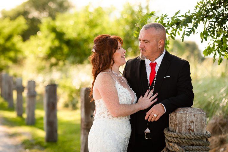Lake House Pickering Wedding Photos — Helen & Russell