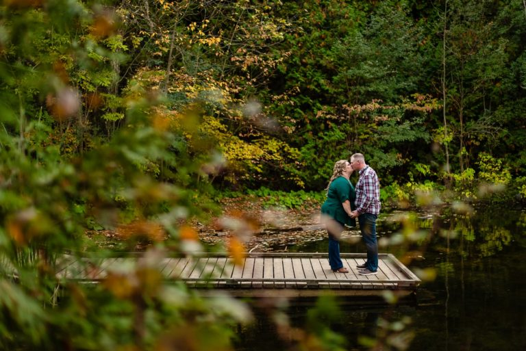 Engagement Photo Shoot at Enniskillen Conservation Area