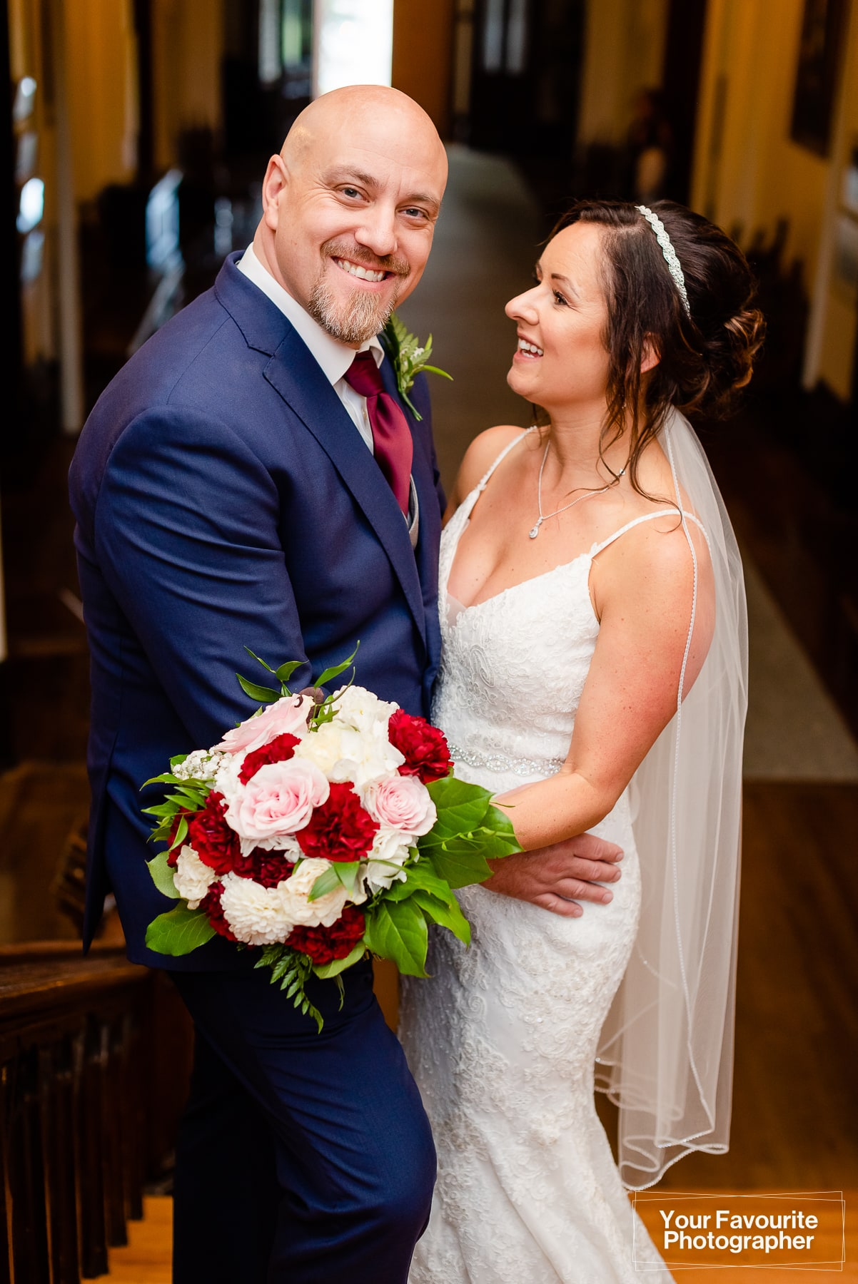 Trafalgar Castle School Wedding | Brock Street Brewery Wedding Reception Photos