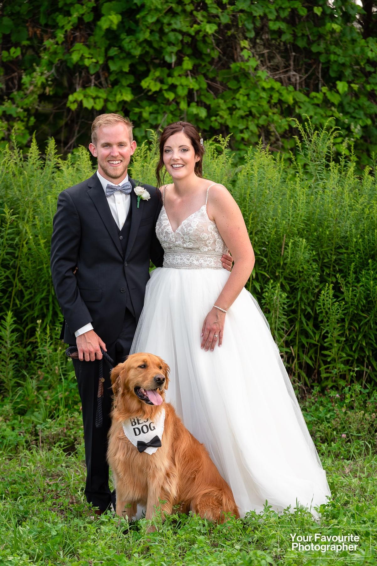 Ariah & Eric - Rice Lake Wedding Photography